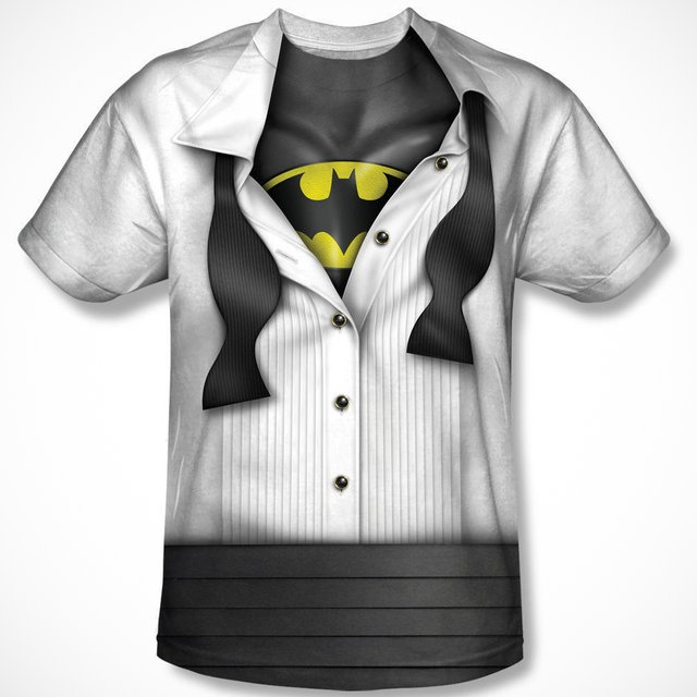 Batman Tux Reveal Tee