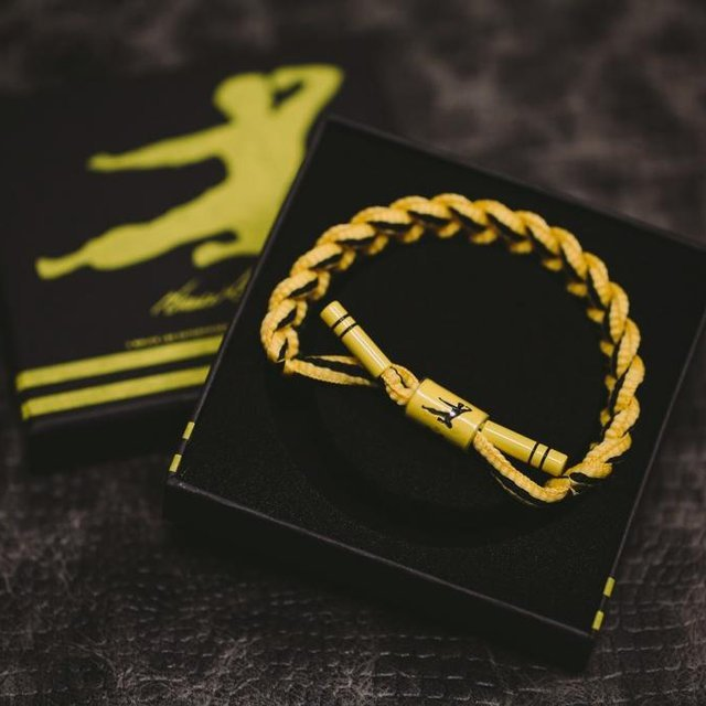 Bruce Lee Dragon Bracelet