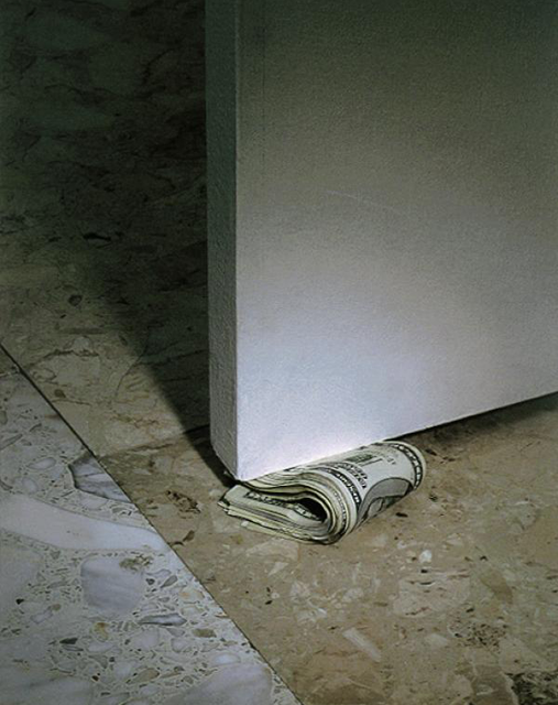 Cash Door Stopper