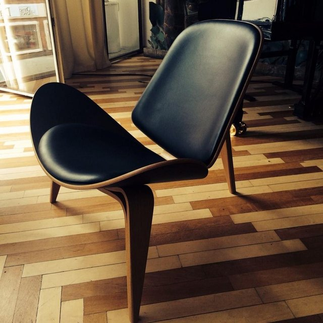 CH07 Shell Chair by Hans Wegner