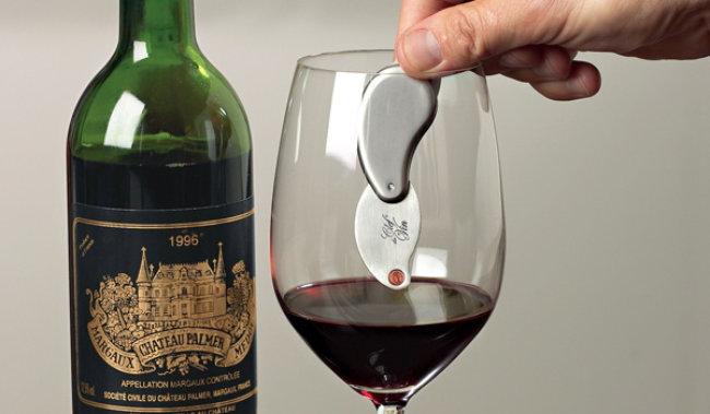 Clef du Vin Pocket Wine Tasting Tool