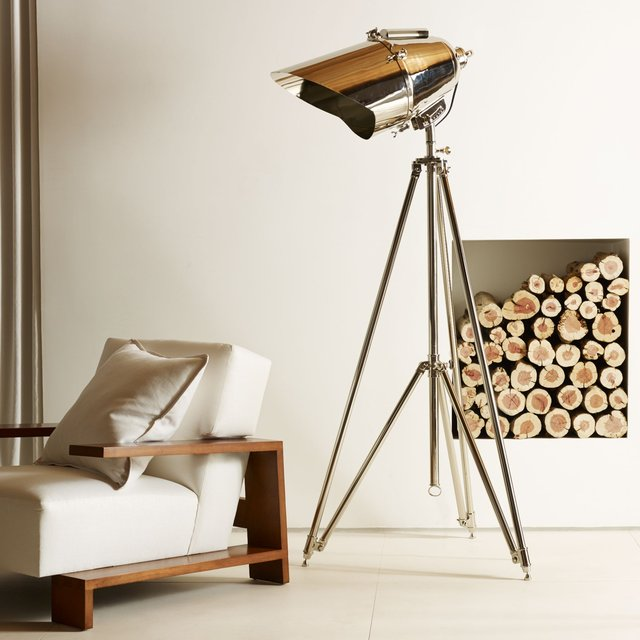 Cutter Tripod Lamp by Ralph Lauren Home