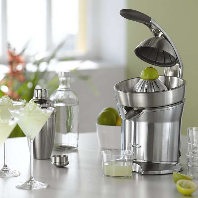 Die-Cast Citrus Press by Breville