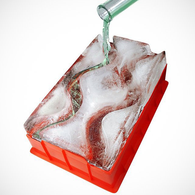 Double Track Ice Luge