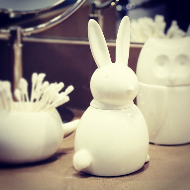 Foresta Bunny Canister