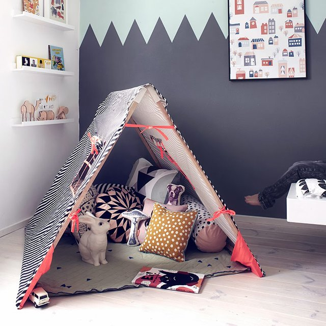 Kids Tent by Ferm Living