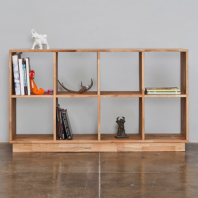 LAXseries 4×2 Bookcase by MASHstudios