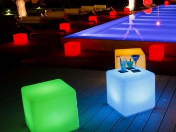 LED Cube by Smart & Green