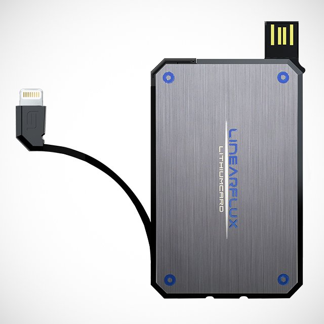 LithiumCard HyperSpeed Charger