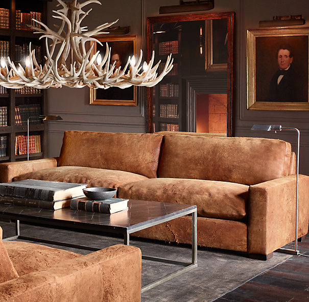 Maxwell Leather Sofas 187 Petagadget