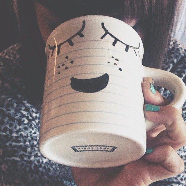Memo Notebook Mug