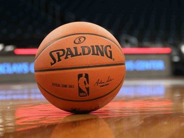 NBA Official Game Ball by Spalding