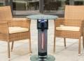 Patio Heater Table