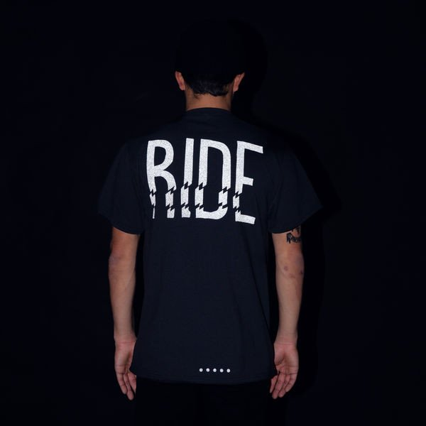 Ride 3M Reflective Dri-Balance T-Shirt by ICNY