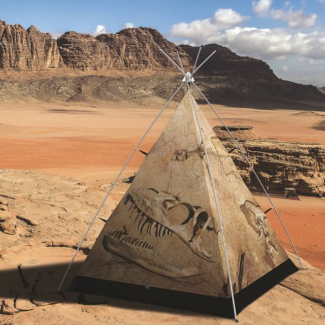 Rock of Ages Tent by FieldCandy