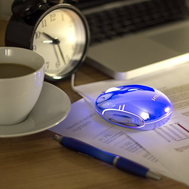 Spectrum Wired Optical Mouse