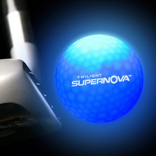 Twilight Supernova LED Golf Ball
