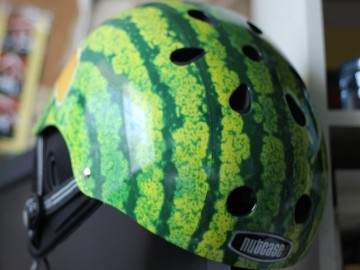 Watermelon Kids Bike Helmet