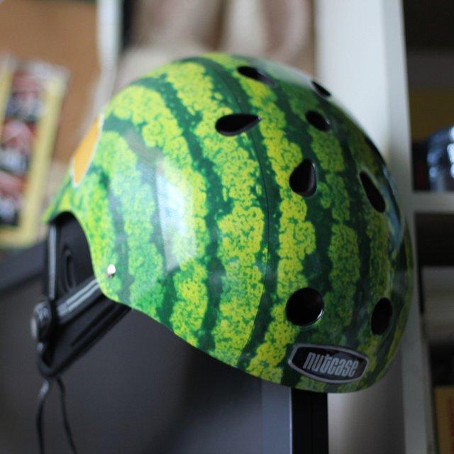 Watermelon Kids Bike Helmet
