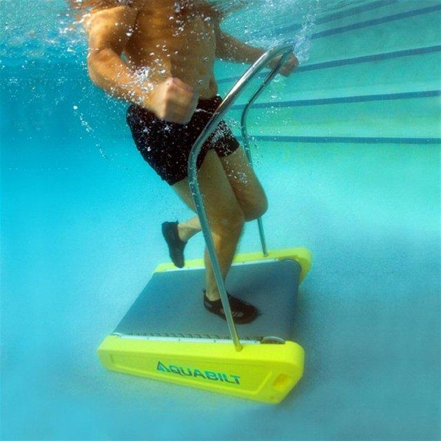 Aquabilt A-2000 Excercise Swimming Pool Treadmill