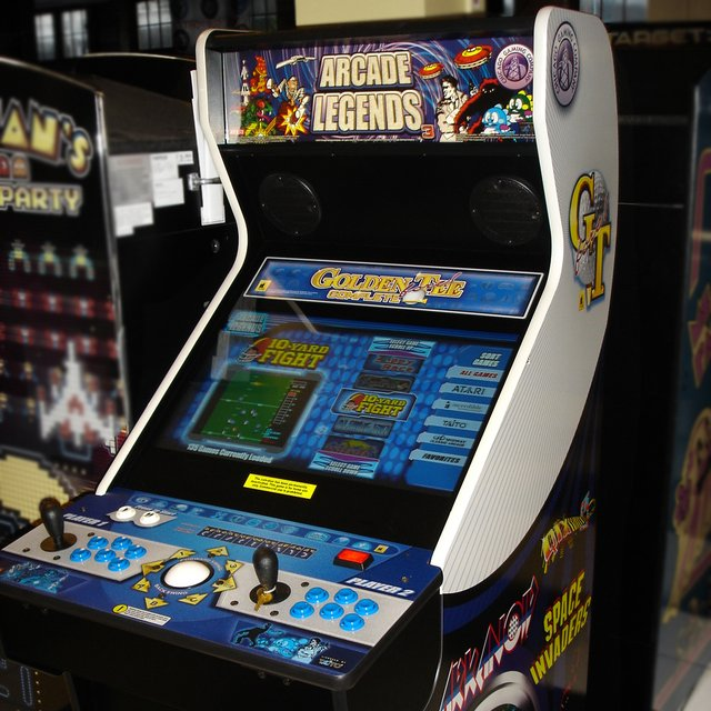 Arcade Legends 130 Game Machine