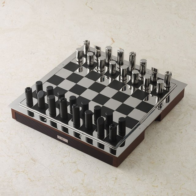 Bond Chess Set By Ralph Lauren