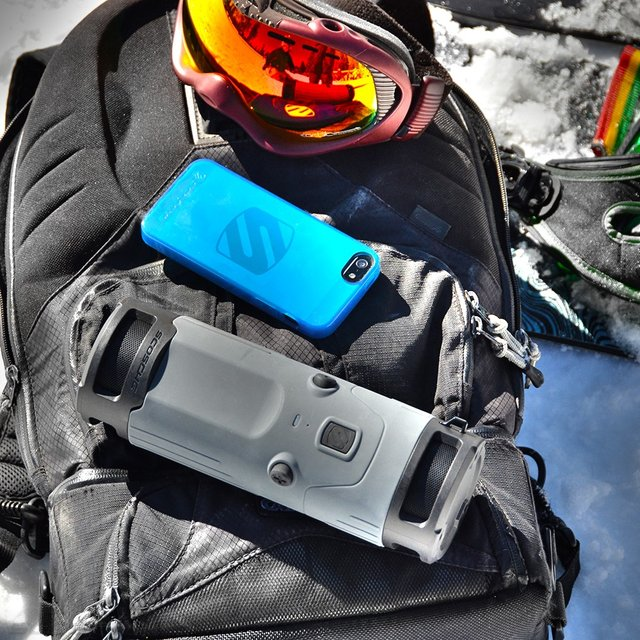 boomBOTTLE Weatherproof Wireless Speaker by Scosche