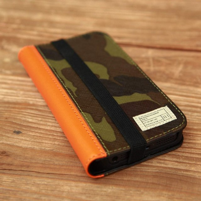 Camo Icon Wallet for iPhone 5/5s