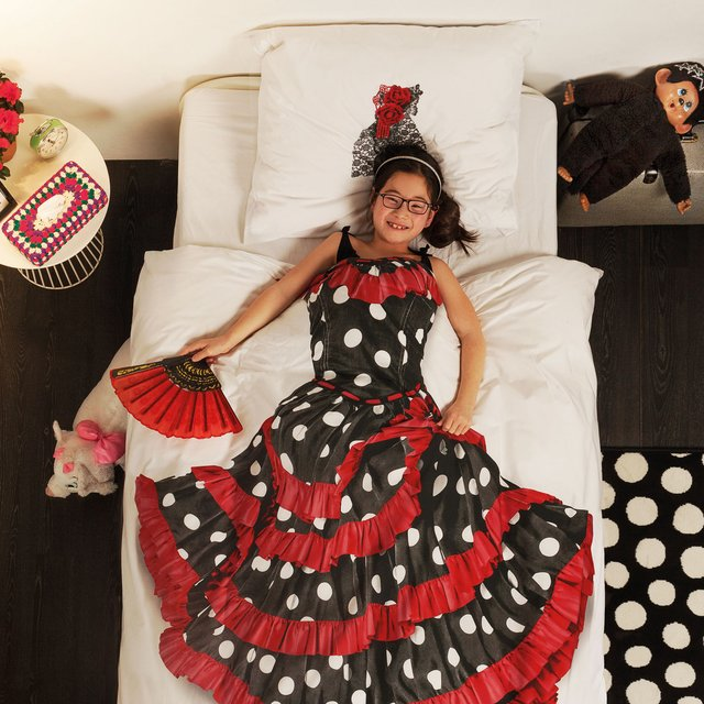 Flamenco Duvet by Snurk