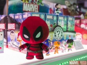 Funko Marvel Mystery Minis