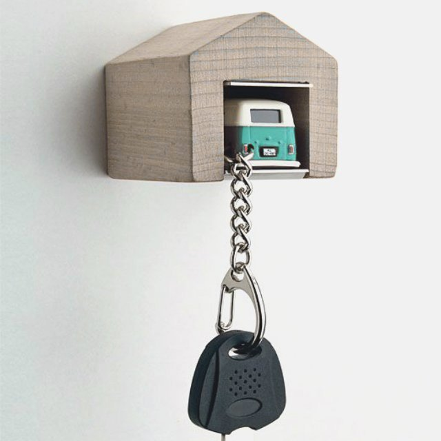 Garage Car Key Holder