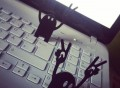 Keyboard Pirates Memo Holders