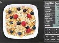 Perfect Portions Digital Food Scale & Nutrition Facts