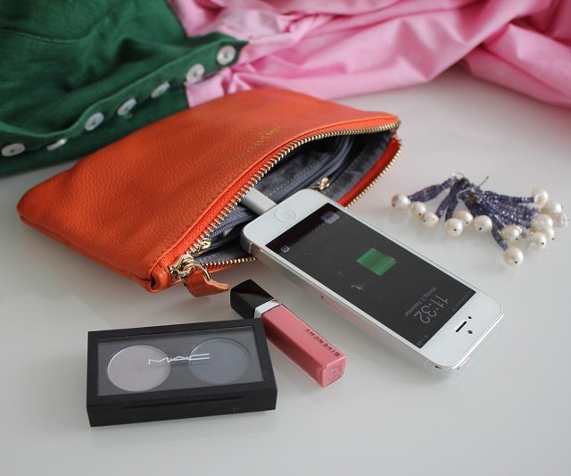Phone Charging Bag by Mighty Purse