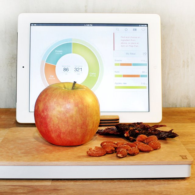 Prep Pad Smart Food Scale by The Orange Chef