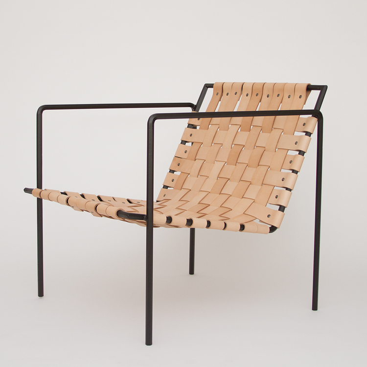 Rod+Weave Chair by Eric Trine