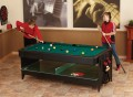 Rotating Air Hockey & Billiards & Ping Pong Table
