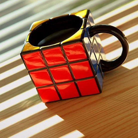 Rubik's Cube Mug