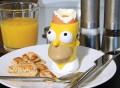Simpsons Egg and Toast Set