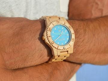 SPGBK South Beach Wood Watch