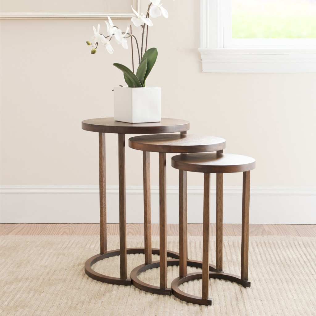 Tucker Nesting Tables by Safavieh