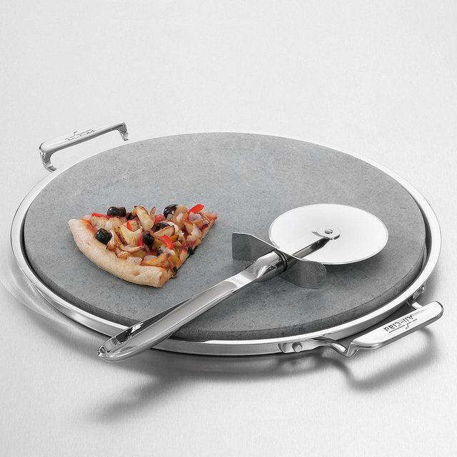All-Clad Pizza Stone Set