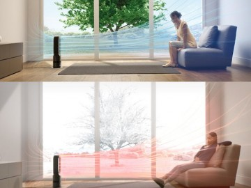 AM05 Hot+Cool Fan by Dyson