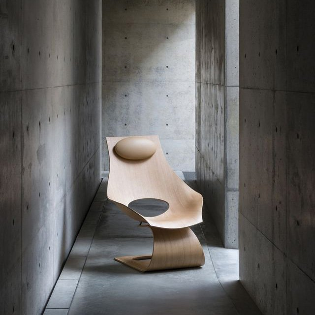 Ando Dream Chair in Wood