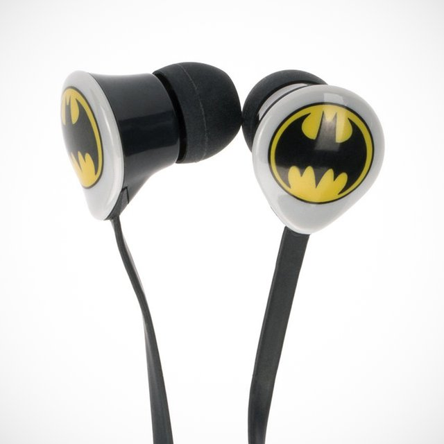 Batman Earbuds by Griffin