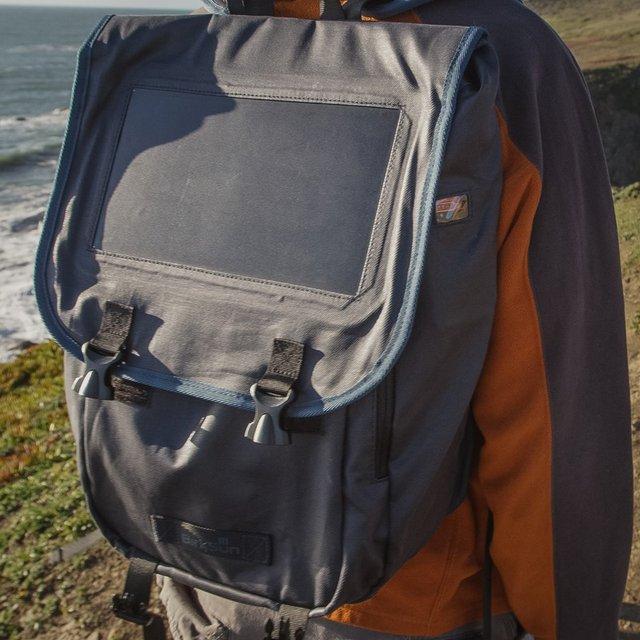 BirkSun Atlas Solar Backpack