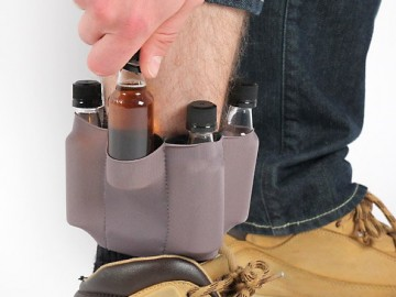 Bootlegger Mini Bottle Ankle Concealer