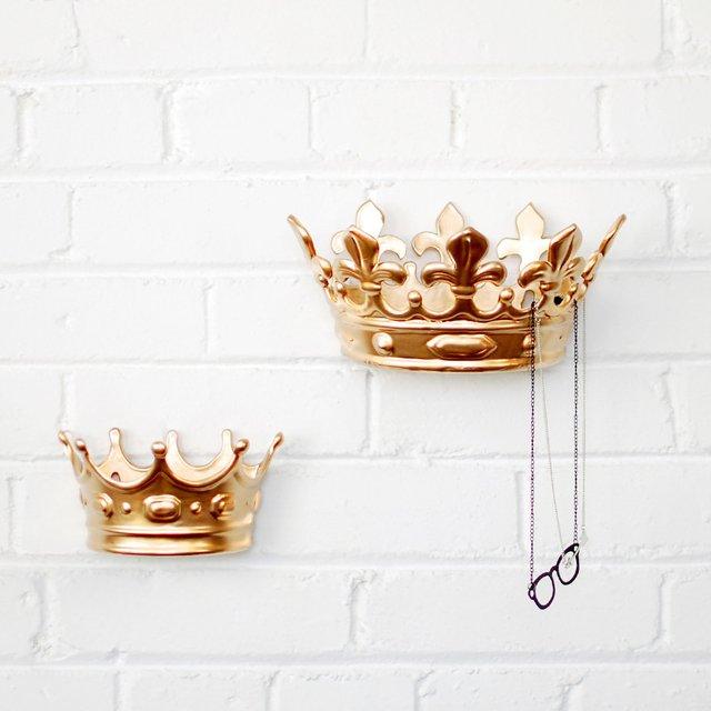 Crown Jewels Wall Hook