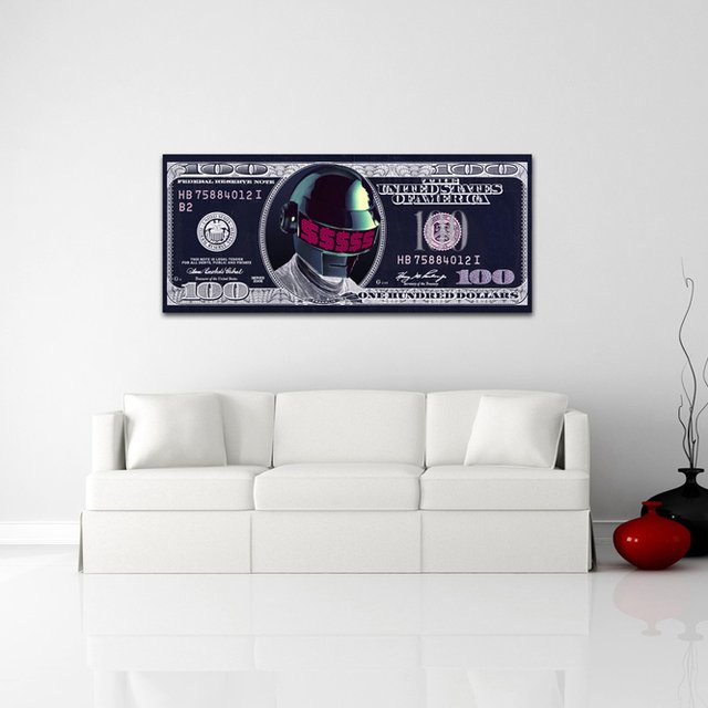 Daft Cash by Crush Collective