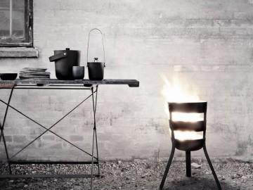 Fire Basket by Menu